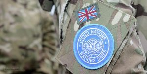 UK peacekeeper