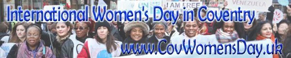 Coventry Womens Day Dinner 2017