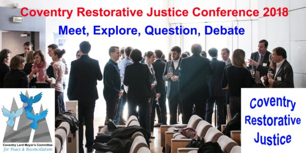 Coventry Restorative Justice Conference 2018